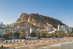 Alicante Local information Postiguet Beach