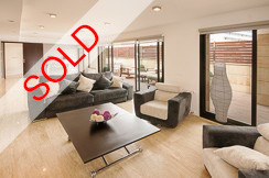penthouse alicante centre sold