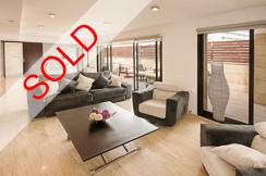 penthouse alicante centre sold