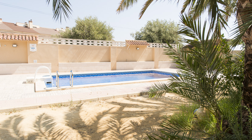 el campello rustic house for rent