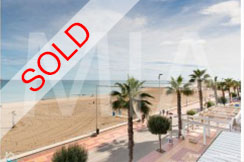 Modern and Chic Apartment With Impressive Mediterranean Views at The Hub of Campello Beach