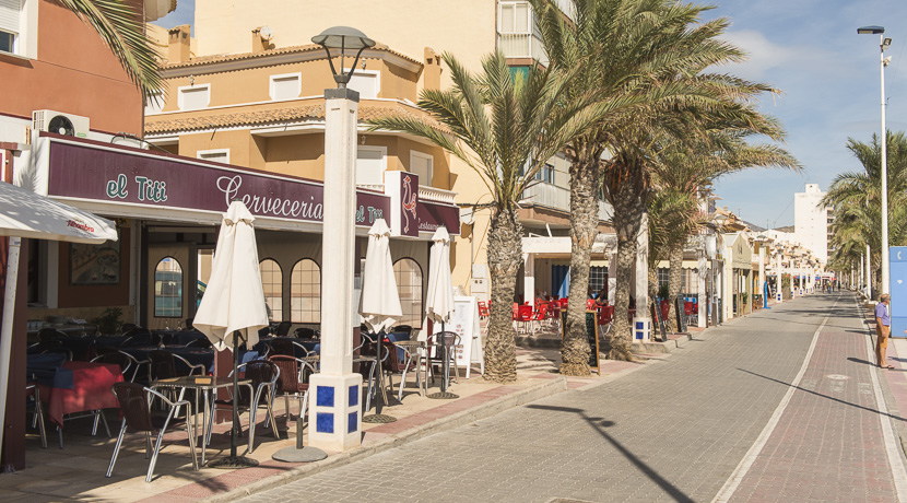 costa blanca estate agents el campello studio flat
