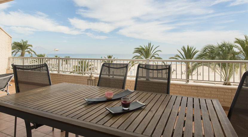 seafront apartment for sale san juan costa blanca-10