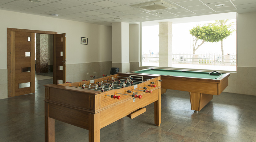 seafront apartment for sale san juan costa blanca-19