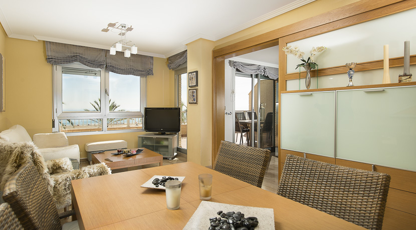 seafront apartment for sale san juan costa blanca-2