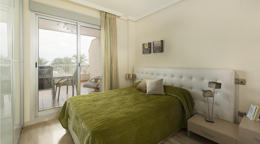 seafront apartment for sale san juan costa blanca-8