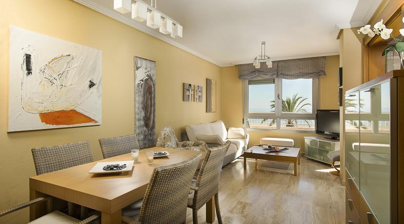 seafront apartment for sale san juan costa blanca