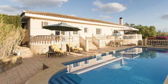 Villa for Sale in Busot, Costa Blanca