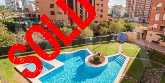 Apartment for sale in popular urbanisation Play San Juan