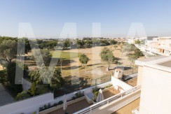 buy property playa san juan golf apartment