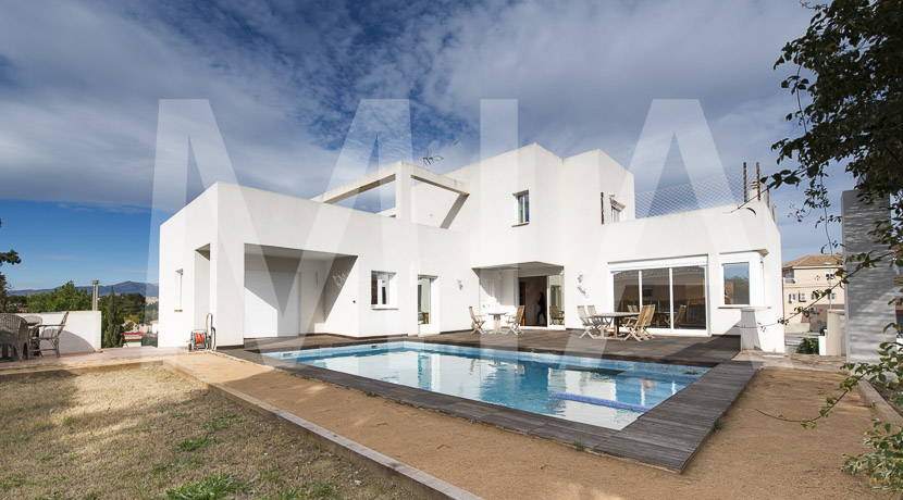 Spectacular House, on the Hills of Mutxamel