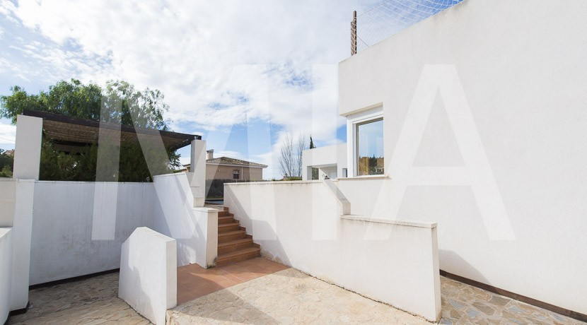 villa for sale in Mutxamel Costa Blanca