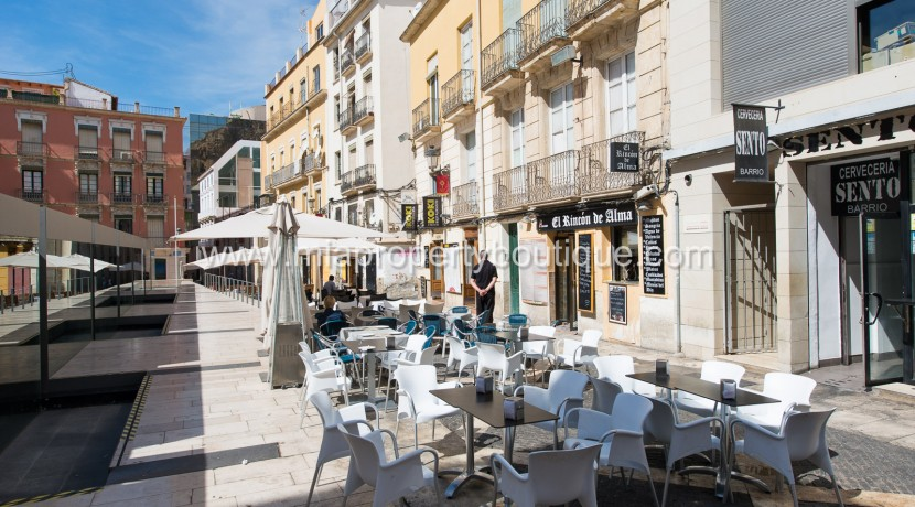 alicante old town apartment for sale costa blanca