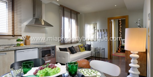 One Bedroom Sexy Flat for Sale in Campello