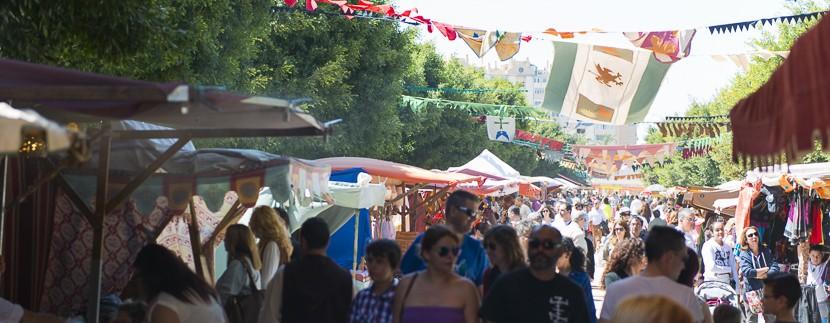 Medieval market playa san juan 2015