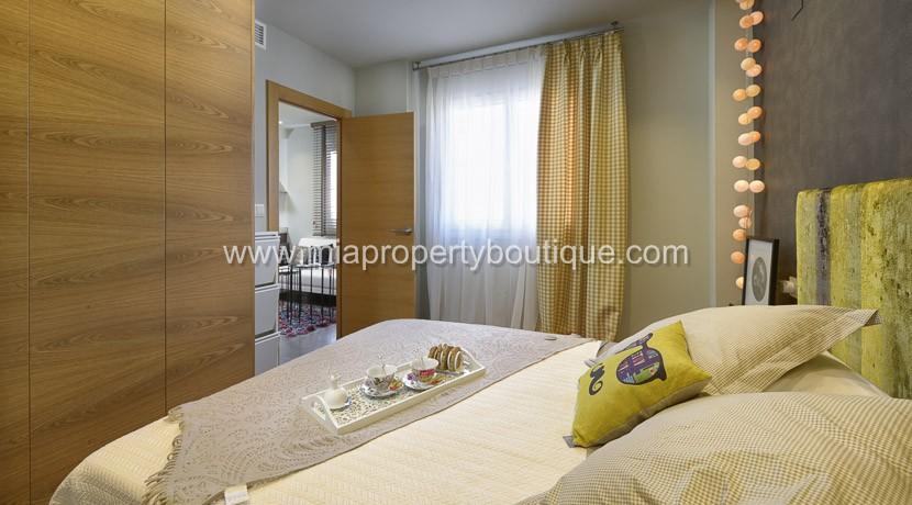 el campello one bedroom flat for sale