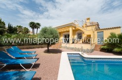 costa blanca villa for rent campello cala dor