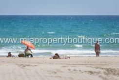 piso primera linea playa san juan costa blanca viviendas