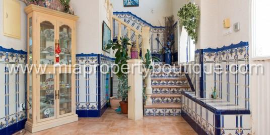 Dreamy Spanish Villa, Cañada de Fenollar Alicante