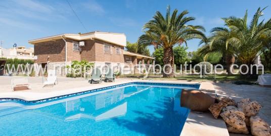 Truly Special Spanish Villa For Sale, La Font