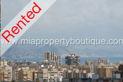 rented apartment playa san juan alicante