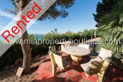 el campello villa for rent
