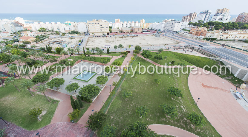 luxury penthouse for sale el campello