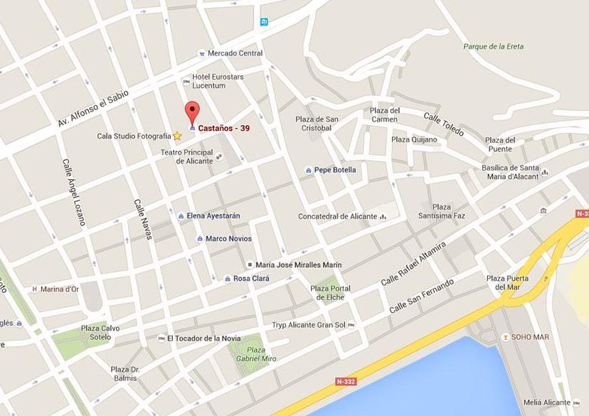 Gourmet Tapas Bar Alicante