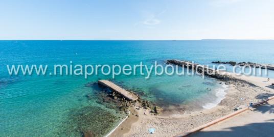 Front Sea Cosy Flat Near the City, Albufereta