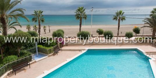 Sun and Front Sea Views Apartment, Campello Alicante