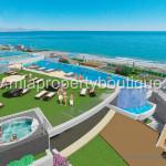 new seafront development alicante