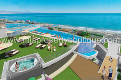 new seafront development alicante