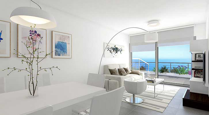 new development alicante apartments for sale