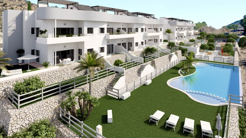 Font del Llop golf village apartments
