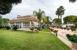 luxury villa santa pola costa blanca