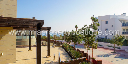 Brand New Adosa with Sea Views,  Arenales del Sol