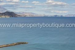 campello primera linea vistas al mar costa blanca