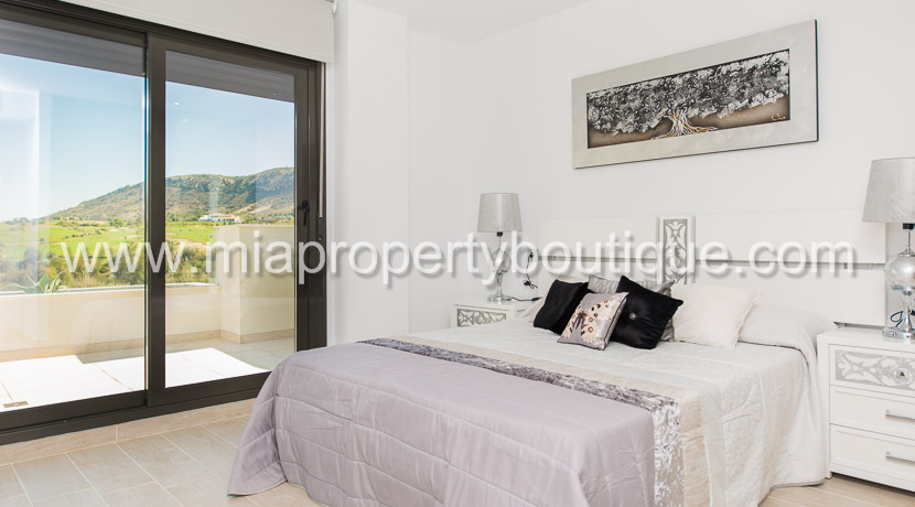 golf villa new development alicante costa blanca