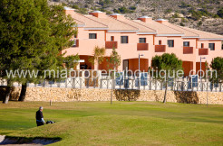 alenda golf villas alicante costa blanca