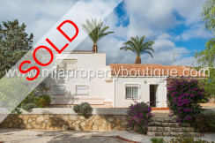 Spanish Villa in Coast of Coveta Fuma, Campello