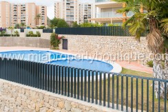 villajoyosa new beach bungalows for sale costa blanca