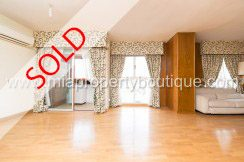 alicante city centre flat sold