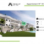 costa blanca golf penthouse apartments for sale