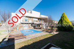 San Vicente Sold villa