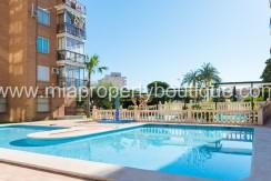 apartment el campello sea views near beach