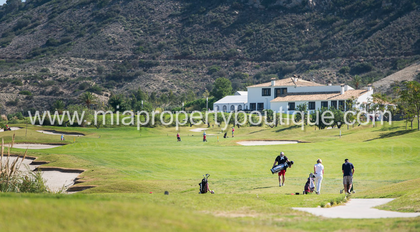 golf apartment new devleopment alicante costa blanca