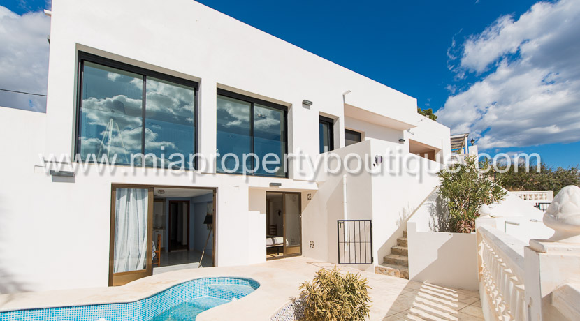 villa for sale coveta fuma campello costa blanca