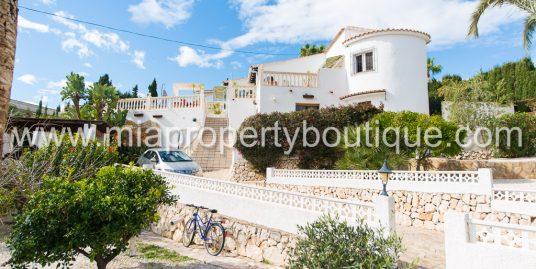A Spanish Dream Villa, Moraira