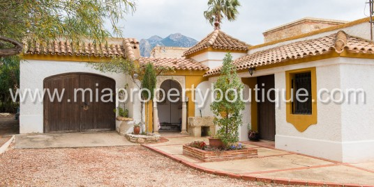Beautiful Summer Cottage, Busot, Alicante