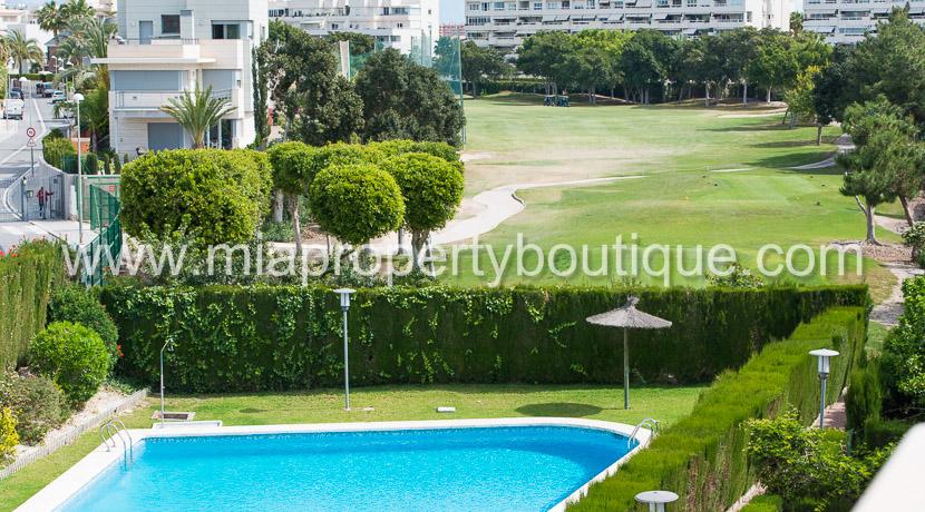 alicante golf bungalow en venta